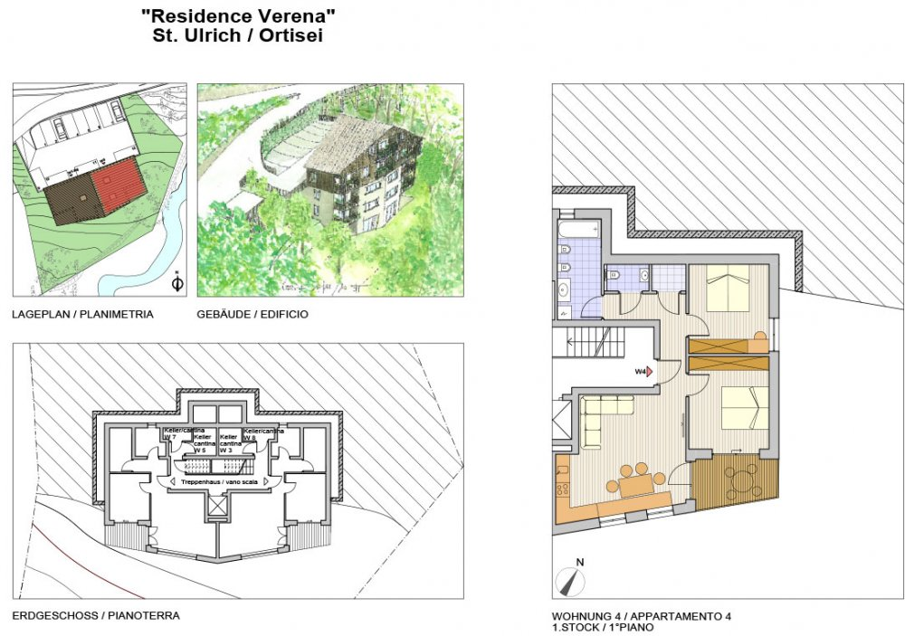 Residence Verena / Investa - Bauträger in Südtirol